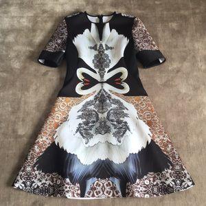 Clover Canyon A-Line Scuba Dress